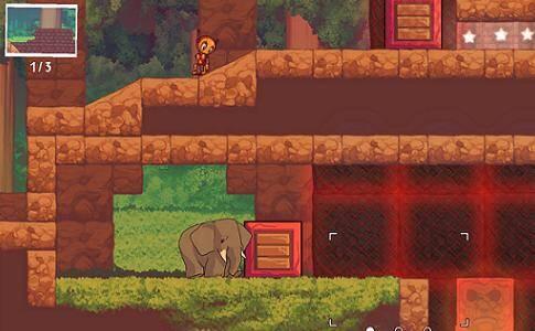 Snapshot game - Elephant screenshot
