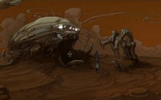 Primordia screenshot - Goliath