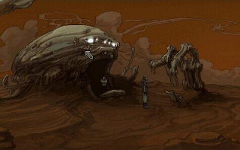 Primordia screenshot - Goliath