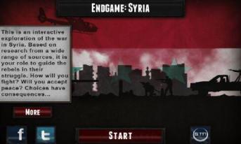 endgame syria intro screenshot