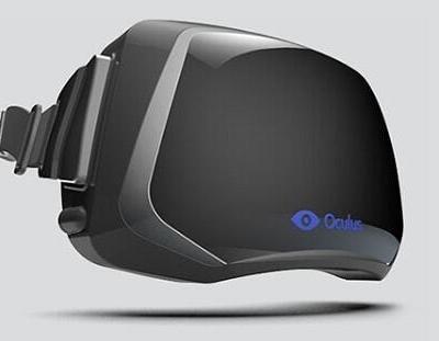Oculus Rift Headest