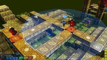cubemen 2 - screenshot