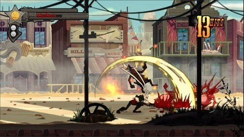 Dusty Revenge Screenshot