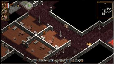 Avadon 2 The Corruption - interior building screenshot