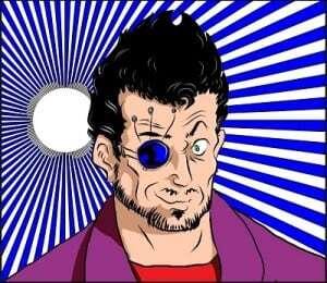 Cal avatar again