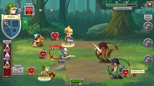 QuestRun screenshot 1