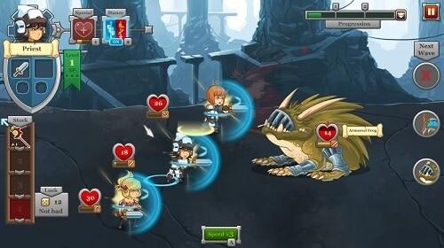 QuestRun screenshot 2