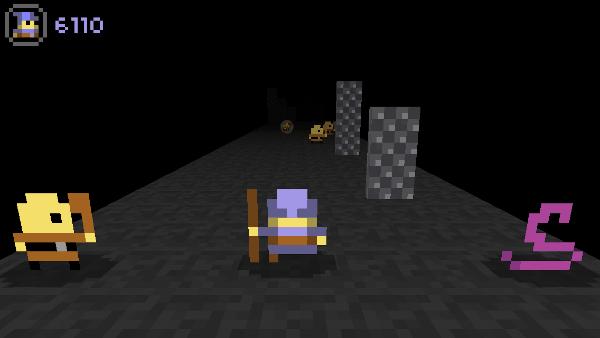 Dungeon Highway screenshot - enemies