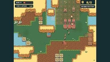 Cubetractor challenge screenshot