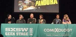 Tales From The Borderlands Panel