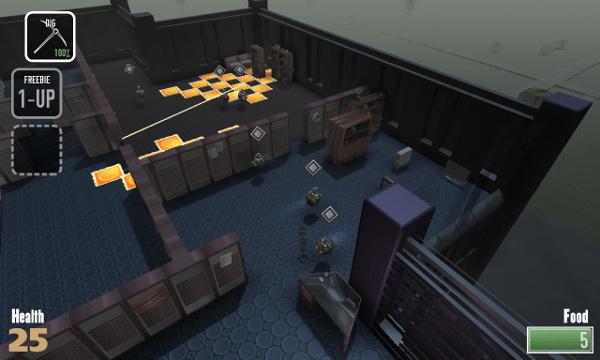 Not The Robots screenshot - sentries
