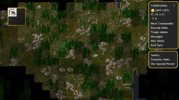 COE3 world map
