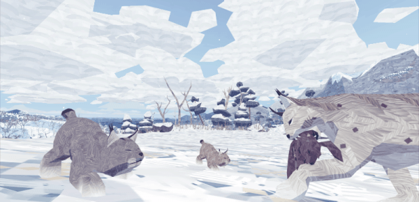 indie-game-reviewer-shelter-2-lynx-family