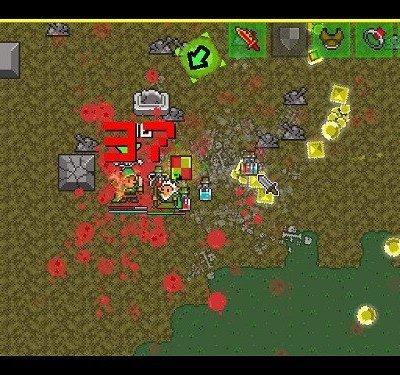 Overture, screenshot of gameplay