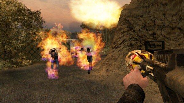 Postal 2 gameplay