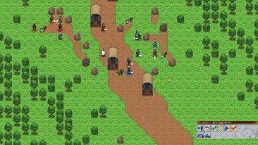 Telepath Tactics: caravan combat