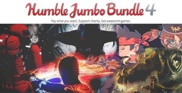 Humble Jumbo Bundle 4