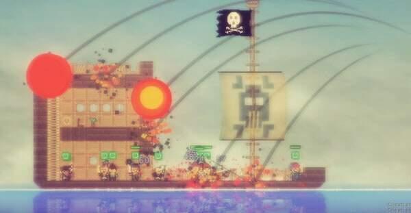 Pixel Piracy screenshot