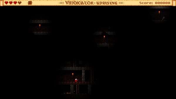 Vindicator: Uprising, level 2