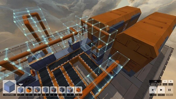 infinifactory screenshot 3 divide