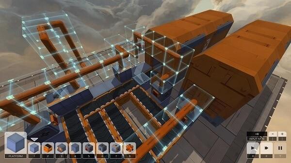 infinifactory screenshot 3 divide