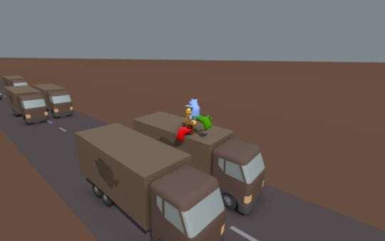 Gang Beasts: screenshot courtesy of Steam