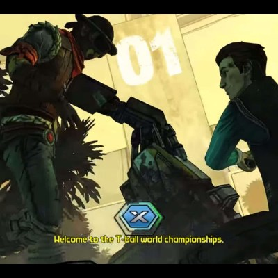 Tales from the Borderlands review: Playball