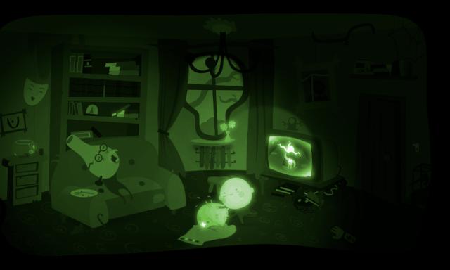Bulb Boy screenshot - Beginning
