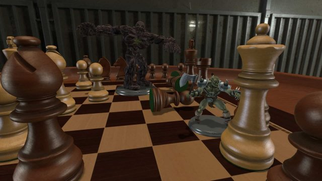 tabletop simulator screenshot battle chess