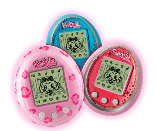 tamagotchi 3 colors