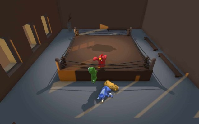 Gang Beasts screenshot