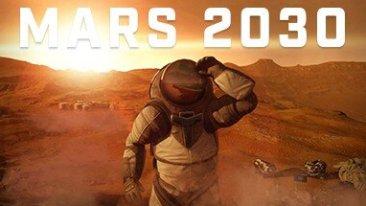 Mars 2030 game header image