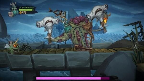 ZombieVikings Super Seagurd