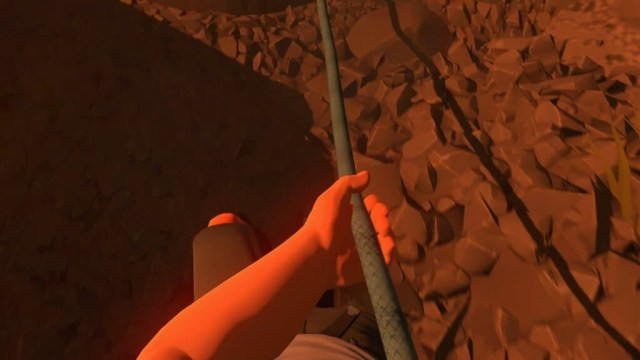 firewatch screenshot rapelling