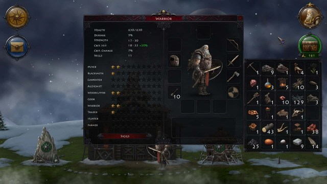 Niffelheim game screenshot 4