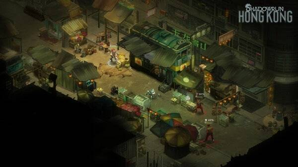 Shadowrun: Hong Kong game screenshot courtesy of Steam