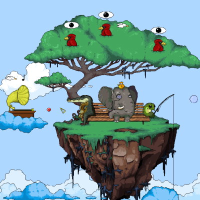 The Magical Silence game screenshot, platform