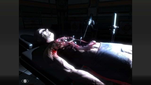 Phantaruk game screenshot, medical experiment