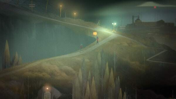Oxenfree - screenshot courtesy Steam