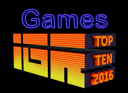 The Top Ten Indie Games of 2016 - IGR's GOTY List