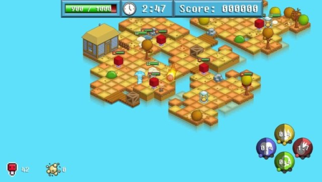 mushroom gameplay