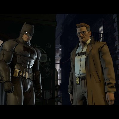 Batman the Telltale Game