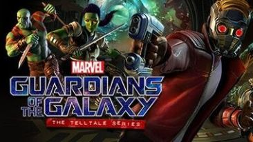Guardians of the Galaxy: The Telltale Series Steam header image