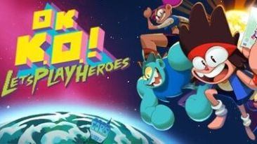 OK K.O.! Let's Play Heroes game header image