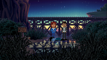 Review - Thimbleweed Park from Terrible Toybox