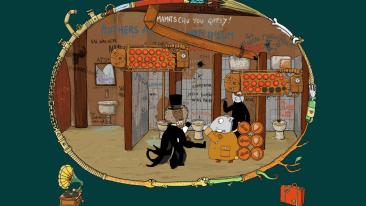 Review - Viktor, a Steampunk Adventure