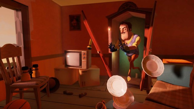 Hello Neighbor - screenshot courtesy Steam