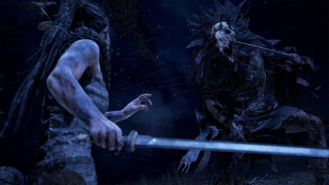 hellblade senua's sacrifice screenshot combat