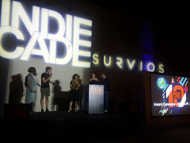 IndieCade Noble Prize - Stephanie Barrish