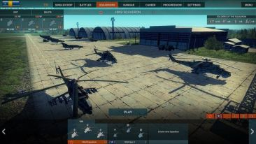 Heliborne screenshot